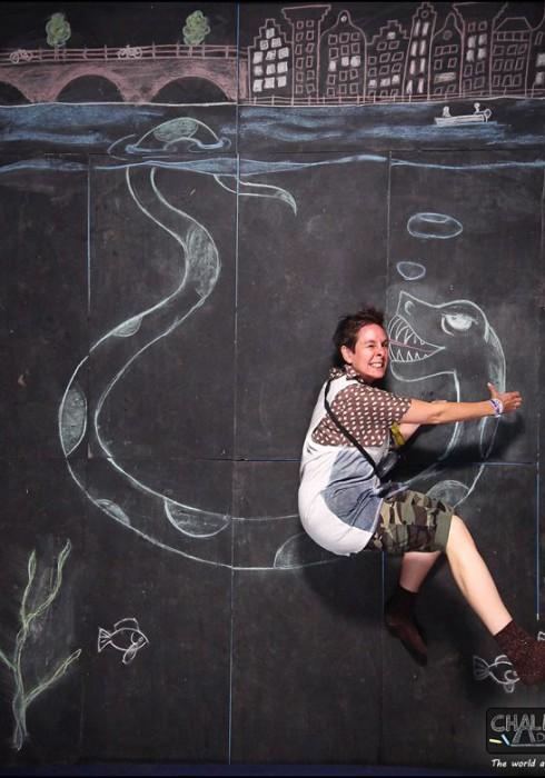 Chalk Adventures Mapije